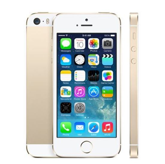 iPhone 5s 32 GB ذهبي