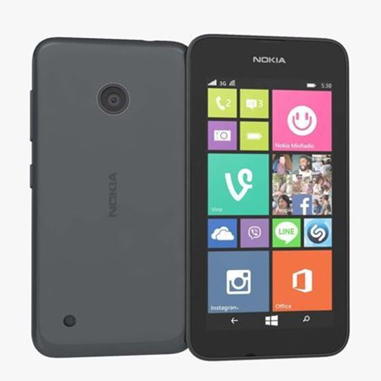Lumia 530 Dark Grey
