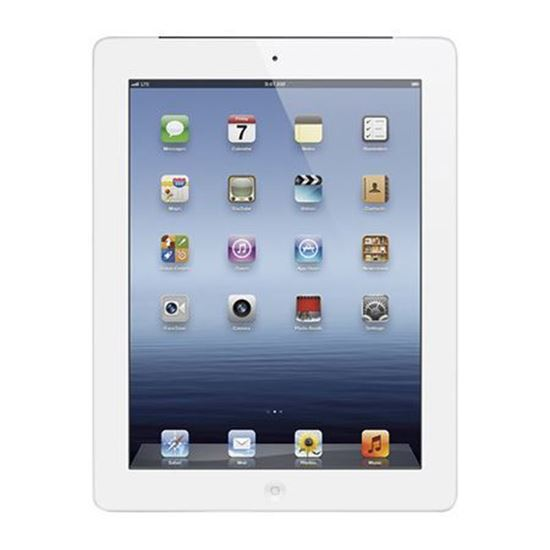 iPad 3 32GB Wi-Fi + 4G White