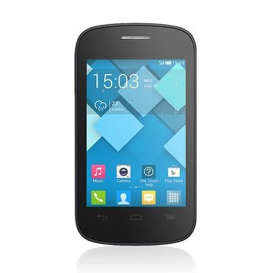 Alcatel Pixi 2 Max Black