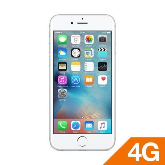 iPhone 6s 16GB Locked فضي