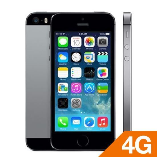 iPhone 5s 32 GB Space Gray Unlocked