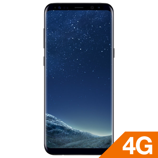 Samsung Galaxy S8 Plus Black + Level Box