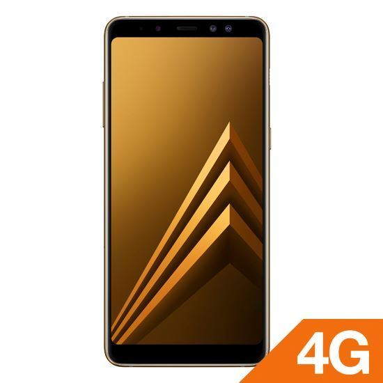 Samsung Galaxy A8 Gold + Powerback 5100