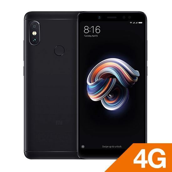 Xiaomi Redmi Note 5 – Black