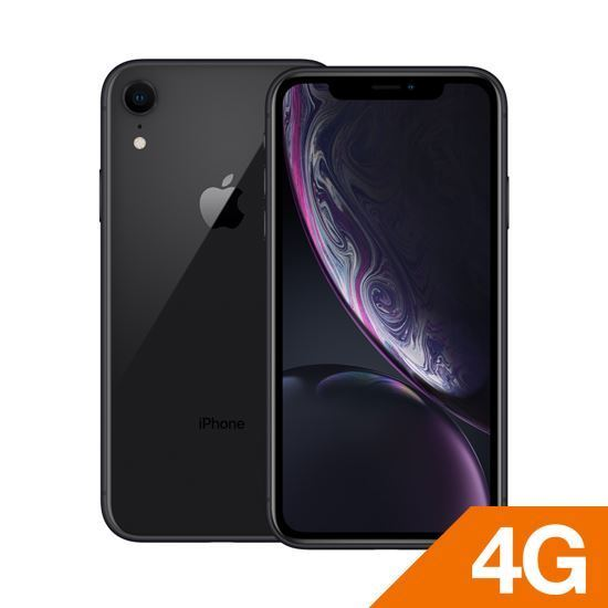 iPhone XR 64GB Black Locked