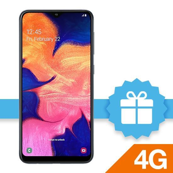 Samsung Galaxy A10- BLACK