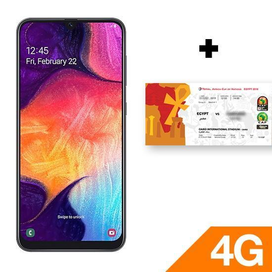 Samsung Galaxy A50- BLACK