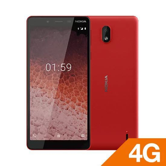 Nokia 1 Plus - Red