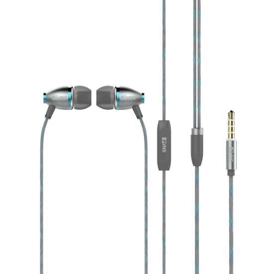 Pins Blue C3 Headset