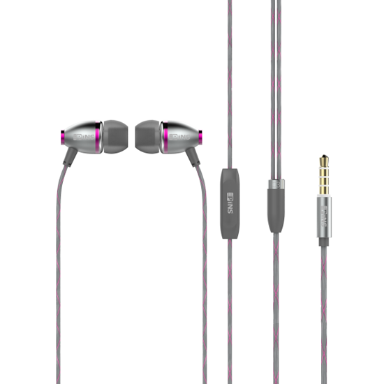 Pins Pink C3 Headset
