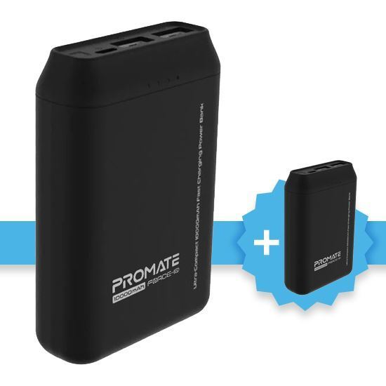 Promate Powerbank 10,000mAh