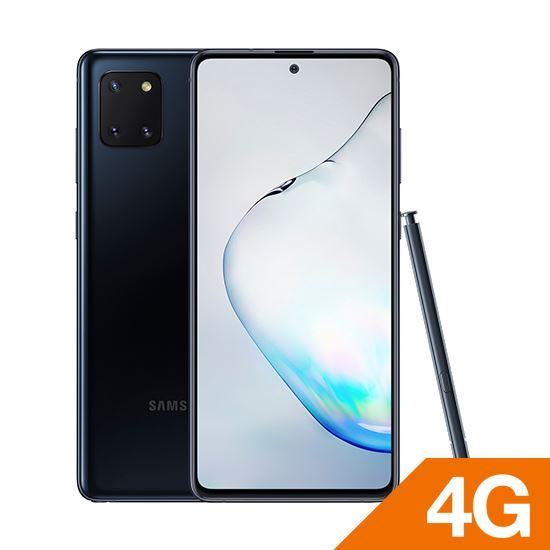 Samsung Galaxy Note10 Lite-Aura Black