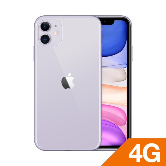 iPhone 11 64GB - Purple